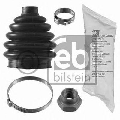 Bellow Set, drive shaft FEBI - 01007
