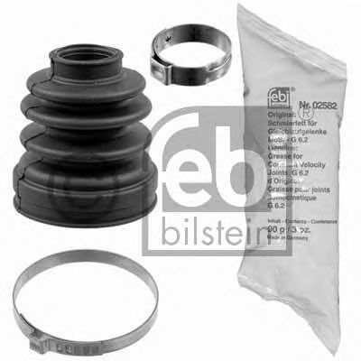 Bellow Set, drive shaft FEBI - 01116