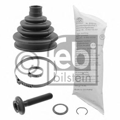 Bellow Set, drive shaft FEBI - 01507