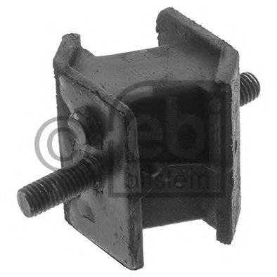 Mounting, automatic transmission; Mounting, manual transmission FEBI - 01628