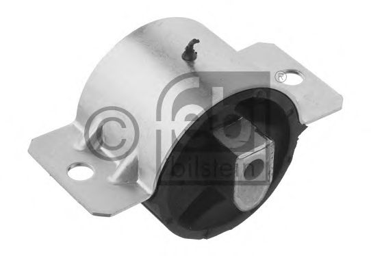 Mounting, automatic transmission; Mounting, manual transmission FEBI - 01750