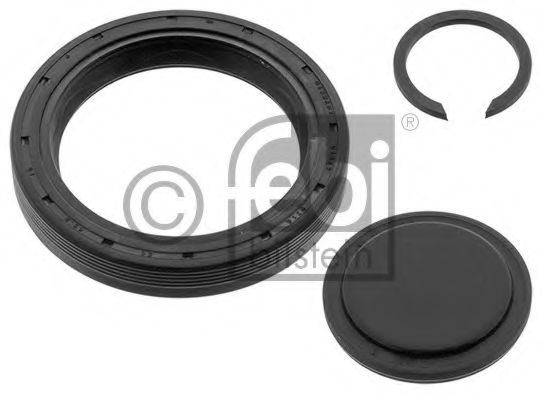 Repair Kit, manual transmission flange; Repair Kit, automatic transmission flange FEBI - 02065