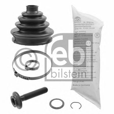Bellow Set, drive shaft FEBI - 02409
