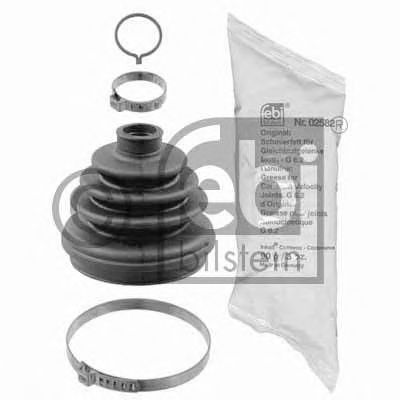 Bellow Set, drive shaft FEBI - 02581