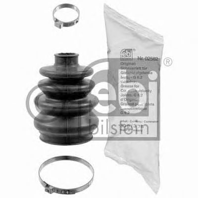 Bellow Set, drive shaft FEBI - 02717