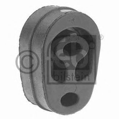 Holder, exhaust system FEBI - 15708