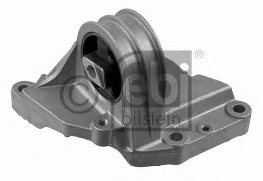 Mounting, automatic transmission FEBI - 22686