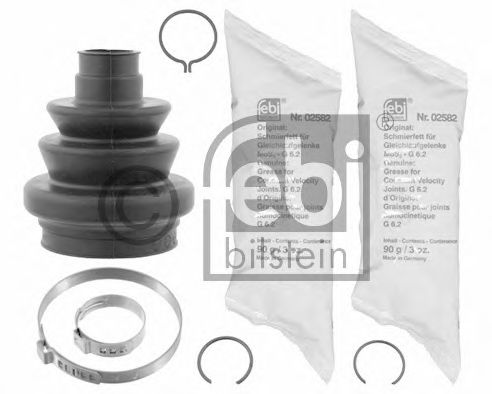 Bellow Set, drive shaft FEBI - 27079