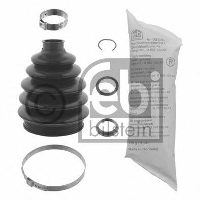Bellow Set, drive shaft FEBI - 29609