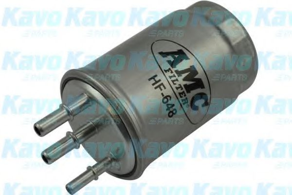 AMC FILTER Fuel filter HF-648 For HYUNDAI, KIA