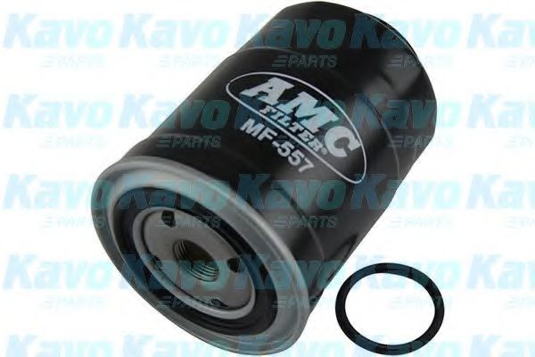 AMC FILTER Fuel filter MF-557 For DAIHATSU, HYUNDAI, KIA, MAZDA, MITSUBISHI