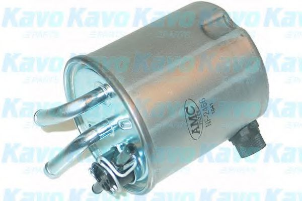 AMC FILTER Fuel filter NF-2466 For NISSAN