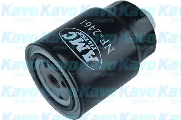 AMC FILTER Fuel filter NF-2461 For NISSAN