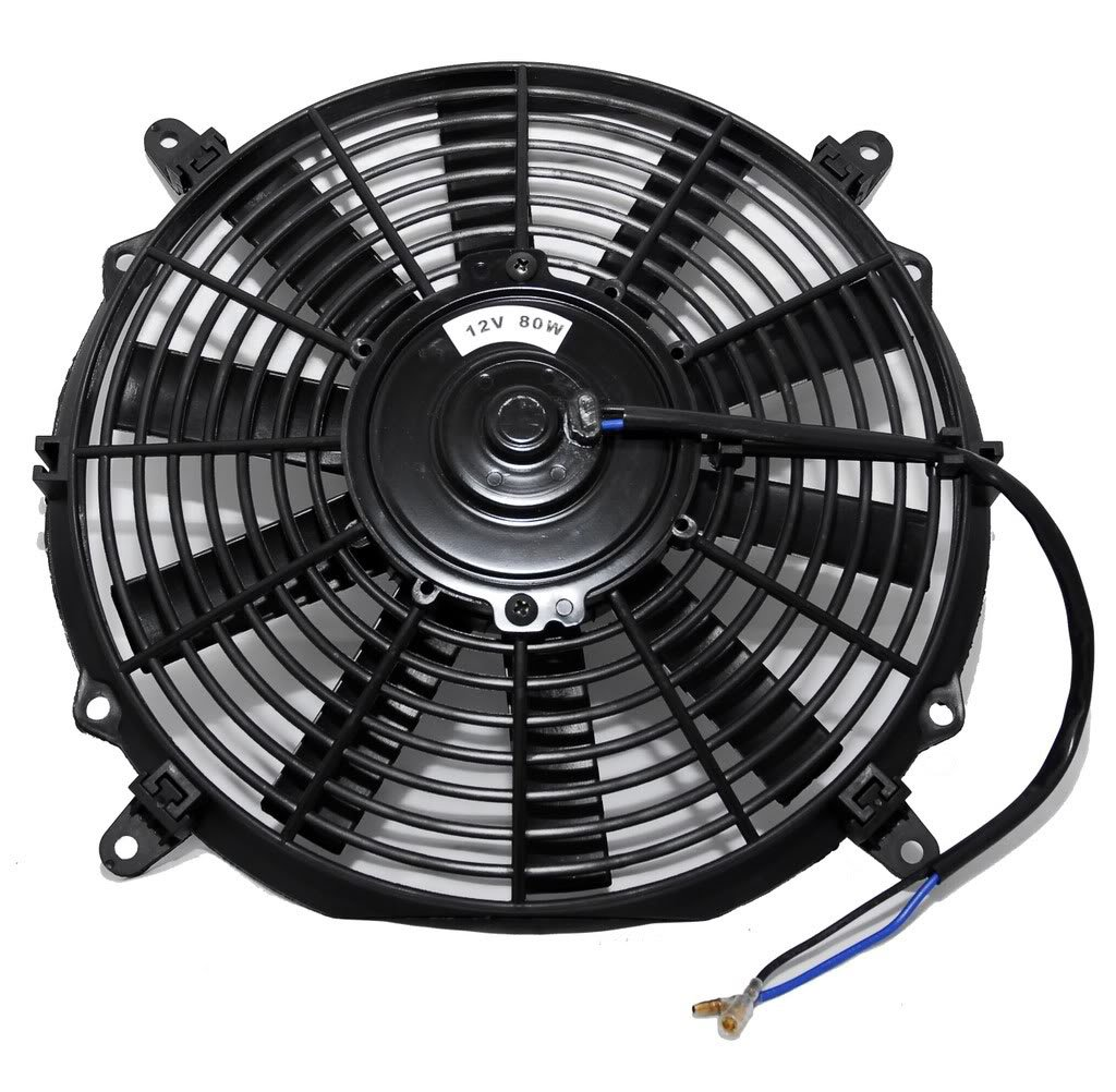 Fan, radiator - AC277242