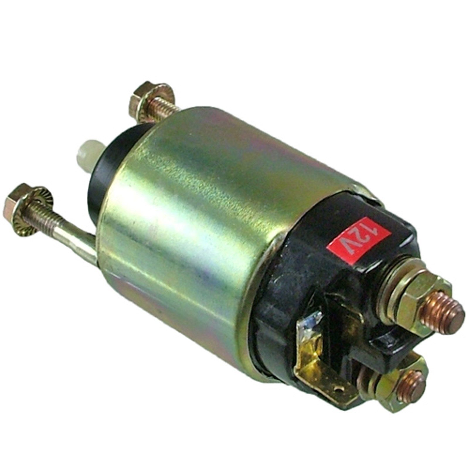 Solenoid Switch, starter - SS2044 AS-PL