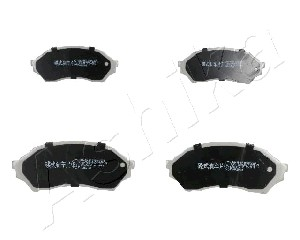 Brake Pad Set, disc brake - 50-03-311