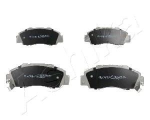 Brake Pad Set, disc brake - 50-04-432