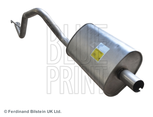 End Silencer for JEEP GRAND CHEROKEE II,WJ,WG,ERH BLUE PRINT ADA106002