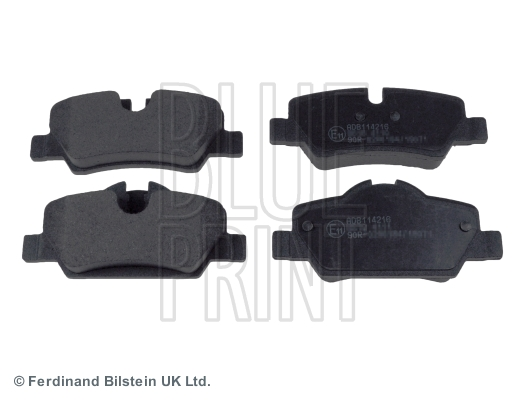 Brake Pad Set, disc brake - ADB114216