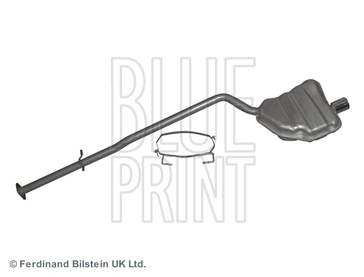 End Silencer for MINI MINI,R50,R53,W10 B16 A,W10 B14 A BLUE PRINT ADB116003