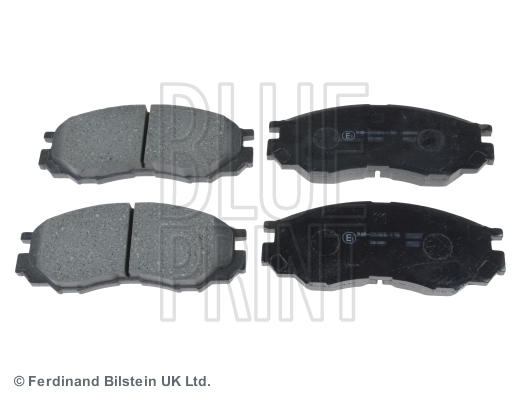Brake Pad Set, disc brake - ADC44257