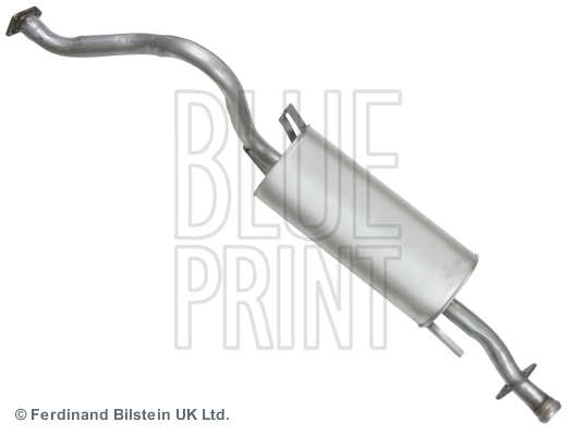 Middle-/End Silencer for MITSUBISHI PAJERO II Canvas Top BLUE PRINT ADC46018
