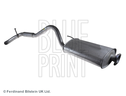 Middle-/End Silencer for MITSUBISHI L 200,K7_T,K6_T,4D56 T BLUE PRINT ADC46020