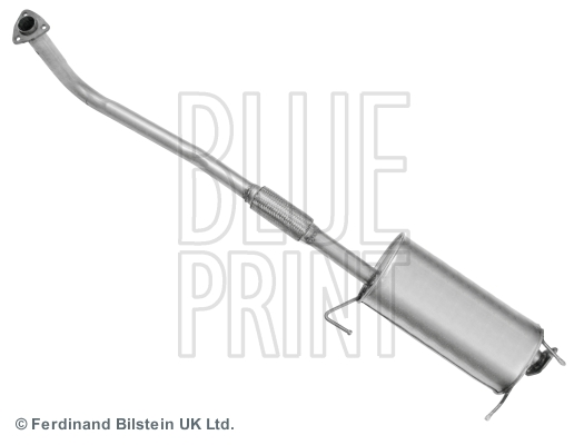 Front Silencer for DAIHATSU ROCKY Hard Top,F7,F8,DL 51 BLUE PRINT ADD66001C