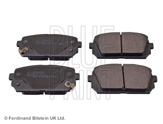 Brake Pad Set, disc brake - ADG04283