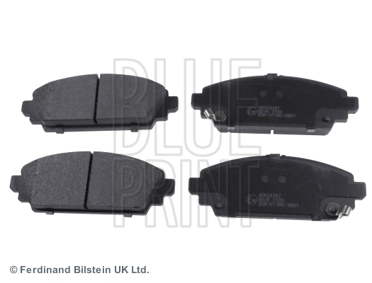 Brake Pad Set, disc brake - ADH24267