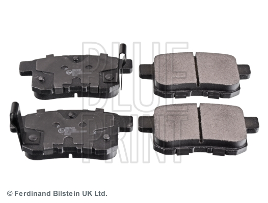 Brake Pad Set, disc brake - ADH24281