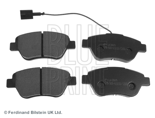 Brake Pad Set, disc brake - ADL144201