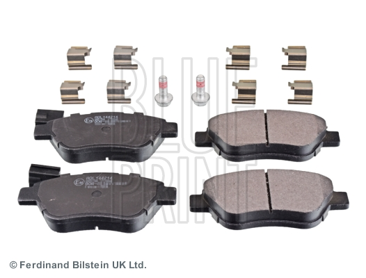 Brake Pad Set, disc brake - ADL144214