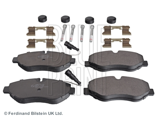 Brake Pad Set, disc brake - ADN142133