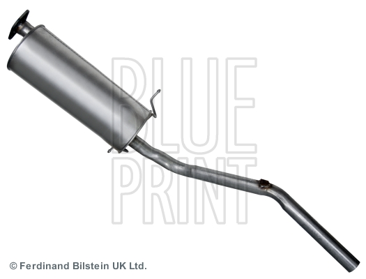 Middle-/End Silencer for NISSAN PICK UP,D22,YD25DDTi BLUE PRINT ADN16002