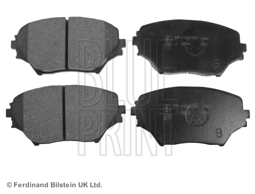 Brake Pad Set, disc brake - ADT342120