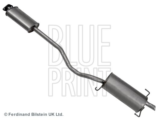 Middle-/End Silencer for TOYOTA MASTER ACE SURF Bus,2C-T BLUE PRINT ADT36004C