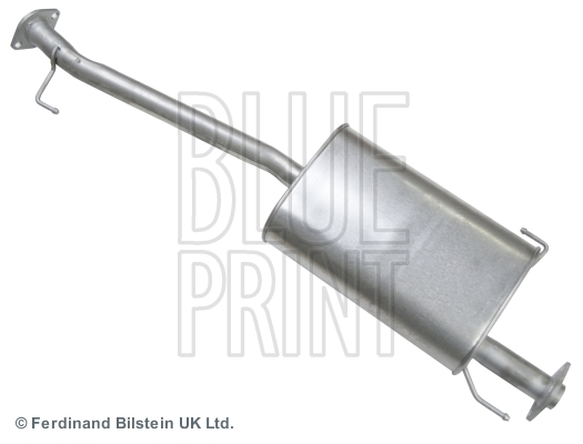 Middle Silencer for TOYOTA GRANVIA,H2,H1,1KZ-TE BLUE PRINT ADT36011