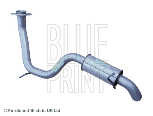 Front Silencer for TOYOTA RAV 4 III,A3,2AD-FTV,2AD-FHV,AURIS BLUE PRINT ADT36022