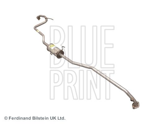 Front Silencer for TOYOTA YARIS,P9,1KR-FE BLUE PRINT ADT36023