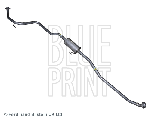 Front Silencer for TOYOTA YARIS,P9,1KR-FE BLUE PRINT ADT36025