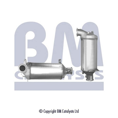 Soot/Particulate Filter,exhaust system for VW AXD,BNZ,AXE BM CATALYSTS BM11033