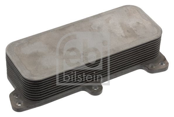 Oil Cooler, engine oil - 101009