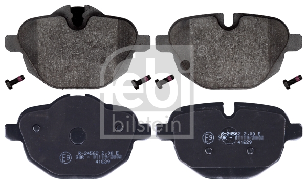 Brake Pad Set, disc brake - 116029