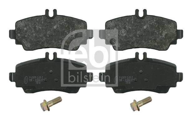 Brake Pad Set, disc brake - 16373