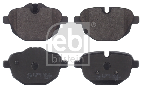 Brake Pad Set, disc brake - 16839