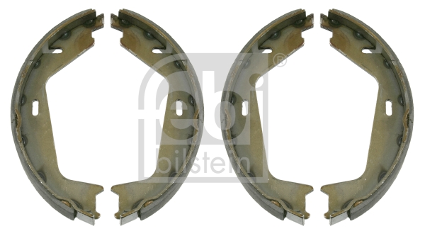 Brake Shoe Set, parking brake - 22154