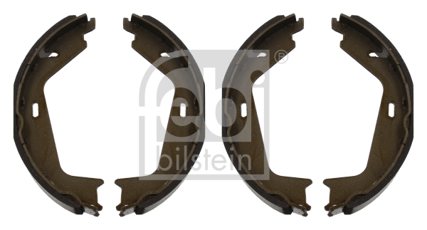 Brake Shoe Set, parking brake - 34255 FEBI BILSTEIN