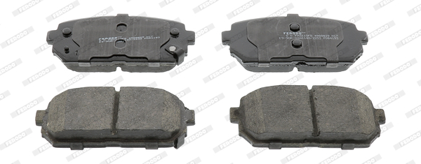 Brake Pad Set, disc brake - FDB4193