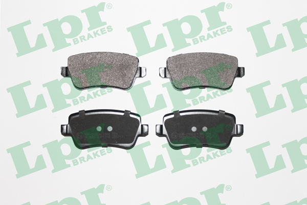 Brake Pad Set, disc brake - 05P1218